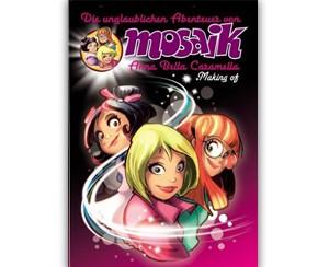 Anna, Bella & Caramella 1 - Das Buch